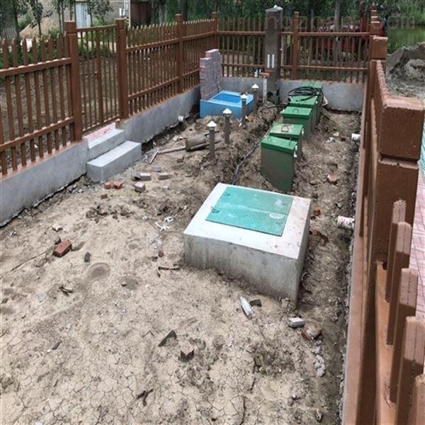 城市污水一体化处理设备技术