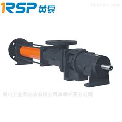 高扬程螺杆泵