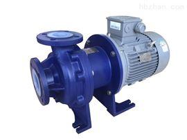 IMC-F系列耐腐蚀氟塑料磁力泵
