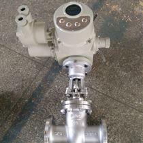 J11W电动不锈钢截止阀