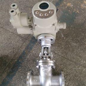 KZ961Y-16C DN250防爆型电动闸阀
