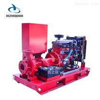 柴油機帶機械應急消防泵