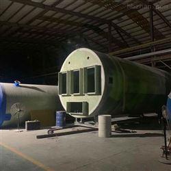 玻璃钢一体化污水提升泵站|鸿百润环保
