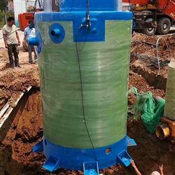 精心研发一体化预制泵站无噪音|鸿百润环保