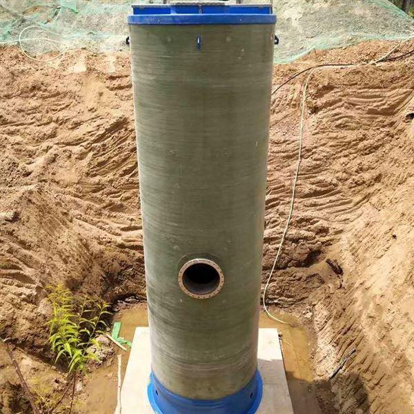 辽宁省玻璃钢一体化泵站|鸿百润