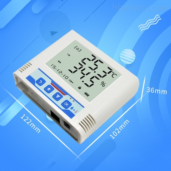 WIFI无线温湿度记录仪