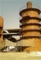 SF型復合式水膜脫硫除塵器