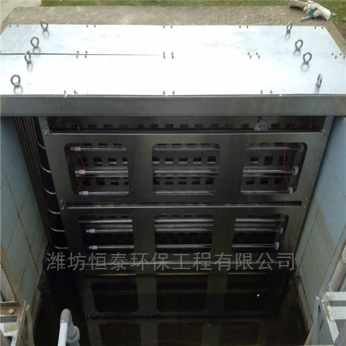 天津市明渠式紫外线消毒设备