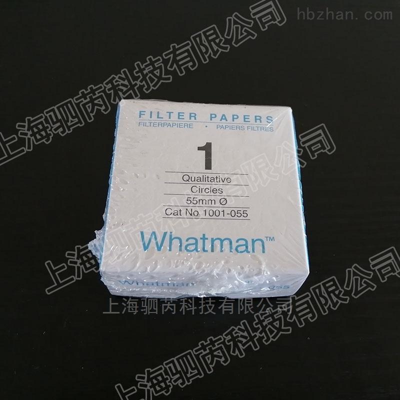 英国沃特曼GR 1中等流速定性滤纸