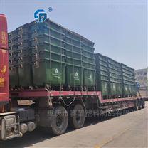660L塑料环卫垃圾桶