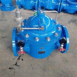 Y42X-10水用减压阀