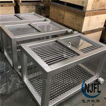 400不锈钢板孔式提篮式格栅