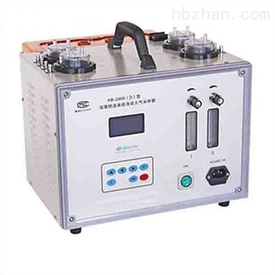 LB-2400智能双路恒流大气采样器
