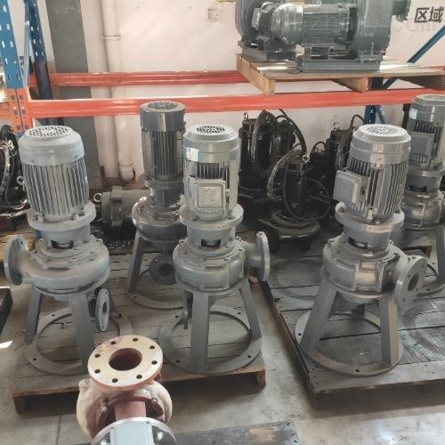 立式污水泵 博利源