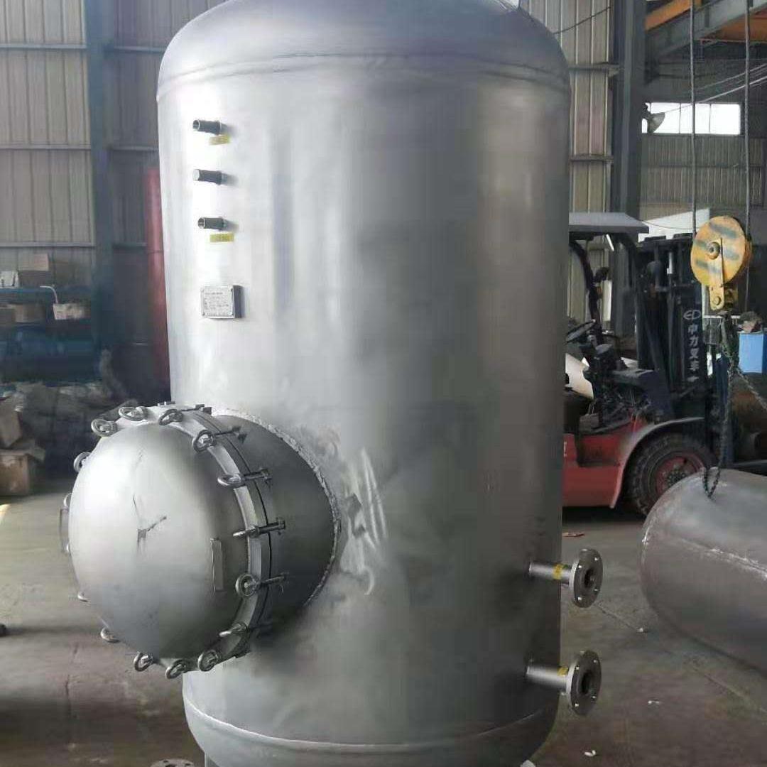 浮动盘管容积式换热器