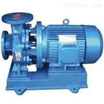 ISW卧式单级单吸管道离心泵