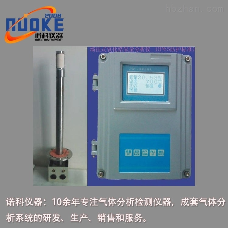 烟道含氧量分析仪