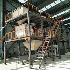 全自动模箱型匀质颗粒板生产设备