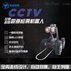 中型cctv管道检测机器人