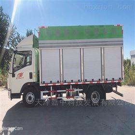 污水净化车-处理量大   移动方便