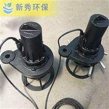 QXB7.5新式液下曝气机保养