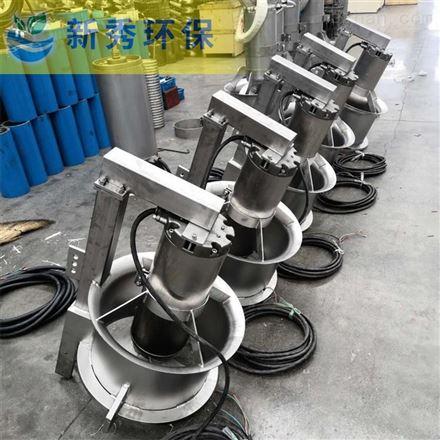 QJB-W15销化液污泥回流泵安装标准