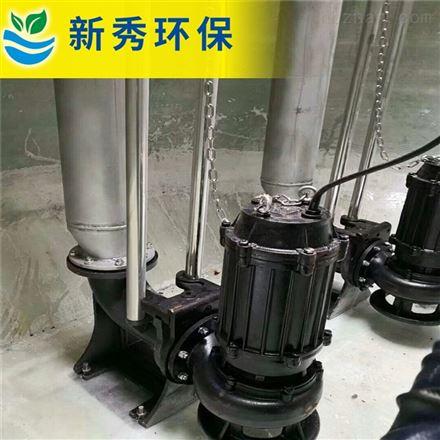 50WQ10-10-0.75自吸排污泵