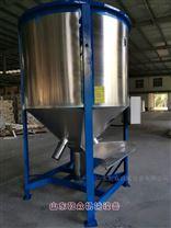 2噸不銹鋼烘干立式攪拌機現貨供應
