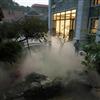 售楼处人工造雾系统-厂家供应