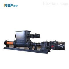 HDW系列干污泥单螺杆泵