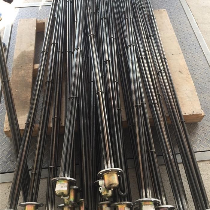 厂家供应法兰浸没式电热管加热器