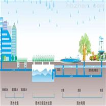 城市雨水回收模块系统
