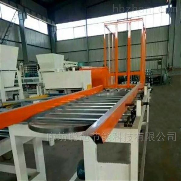 轻匀质板生产线