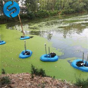 QFB1.1河道浮筒潜水曝气机