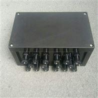 BXJ8050防爆防腐接线箱工程塑料端子控制箱