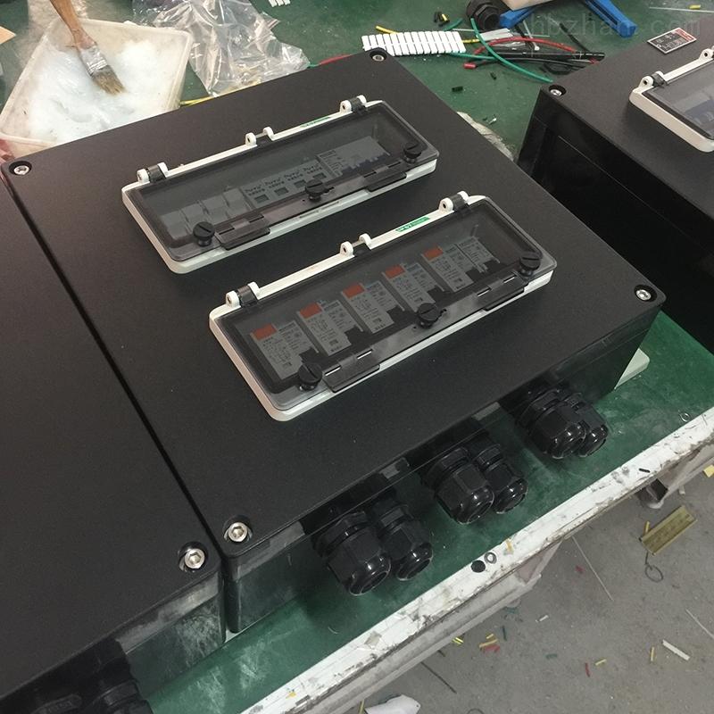 三防照明动力箱FXM工程塑料户外防水配电箱