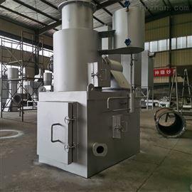 HLPG-20-2小型无烟无尘废旧塑料制品焚烧炉设备厂家