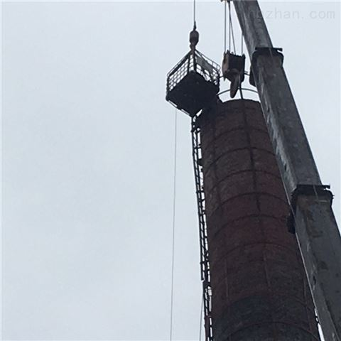珠海烟囱拆除有资质公司