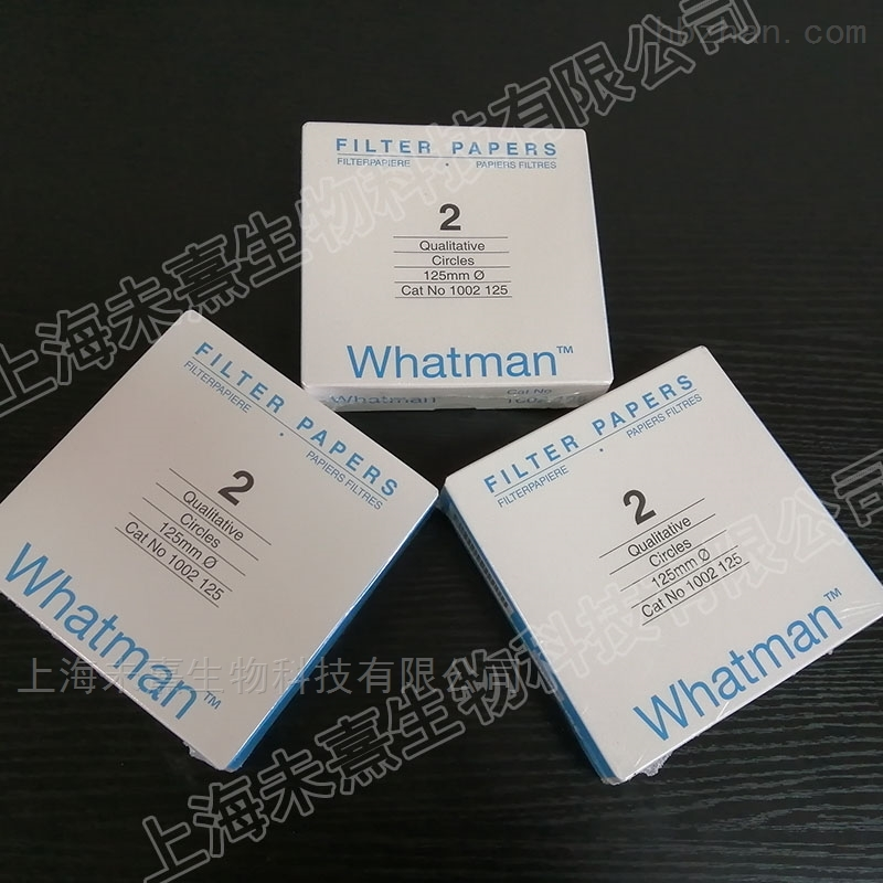 GE Whatman 2号标准级圆片滤纸