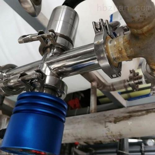 在线式DMF浓度自动测量控制系统