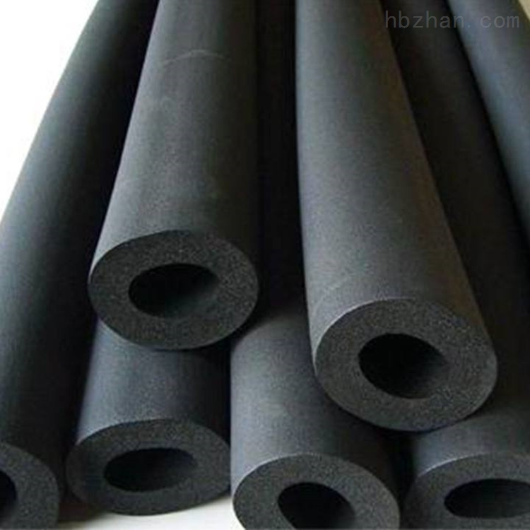 河北生产阻燃隔热保温橡塑管