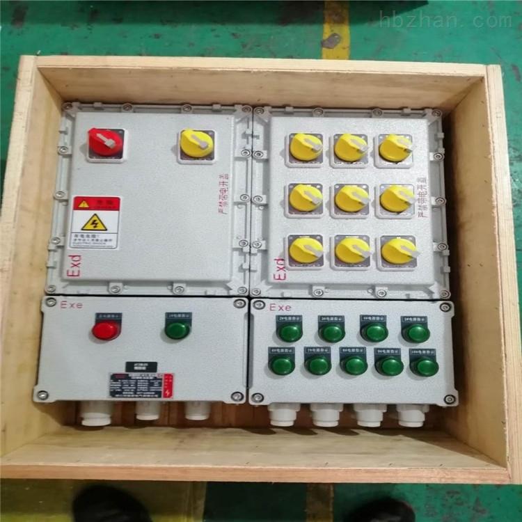 防爆防腐照明动力配电箱带浪涌保护器