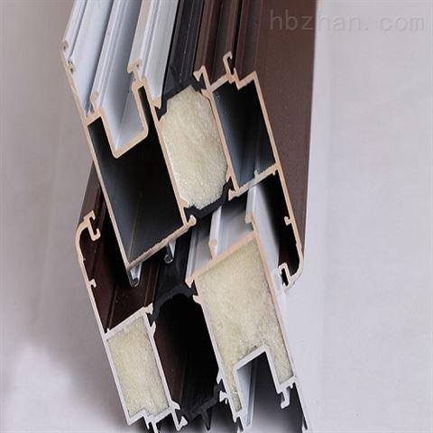 铝型材填充发泡机