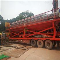 工程泥浆快速压干脱水固化处理项目技术设备