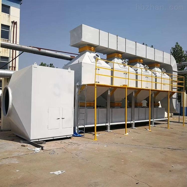 UV光氧催化设备运行方案
