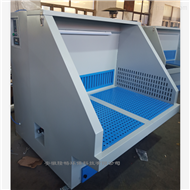 LC-GZT2000-2吸金属粉尘工业吸尘打磨台/打磨工作台