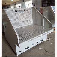 LC-GZT2000-2吸金属粉尘工业打磨台/打磨工作台