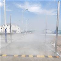 江西畜牧业养殖场智能喷雾系统车辆消毒通道