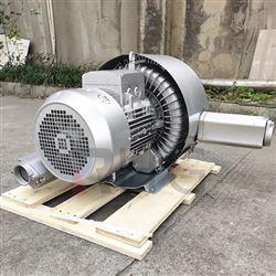 7.5kw单叶轮和双叶轮漩涡高压风机现货