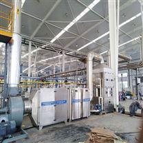 活性炭吸附废气处理装置